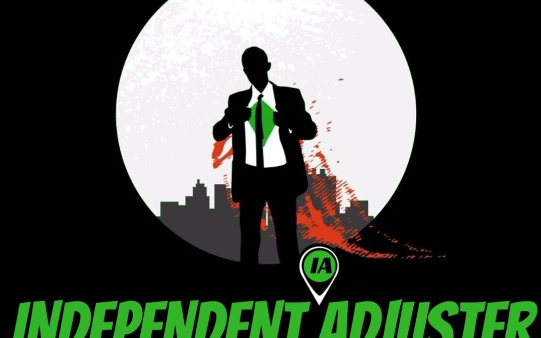 New Cover and Season 2 of the Independent Adjuster Podcast
