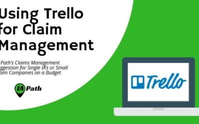 Using Trello for Claim Management as an Auto Damage Appraiser