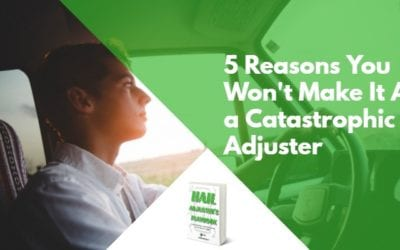 How to Be Successful as a Catastrophic Insurance Adjuster