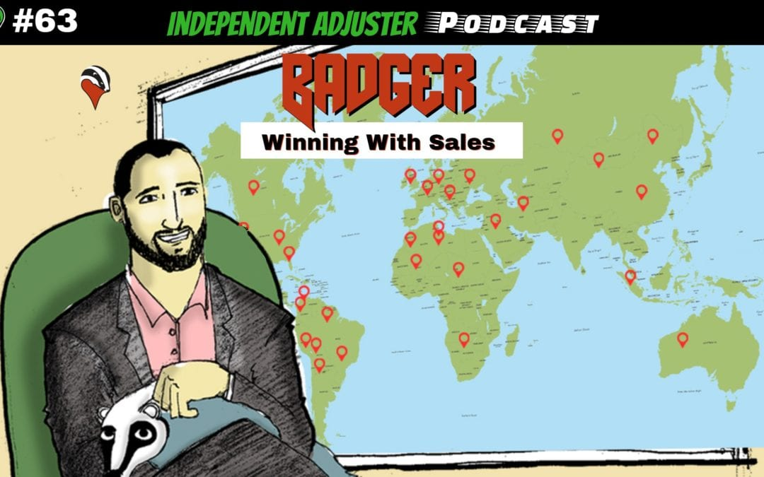 "IA 63: ""Badger"" Winning With Sales"