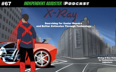 """IA 67: """"X-Ray"""" Searching for Easier Repairs and Better Estimates Through Technology"""