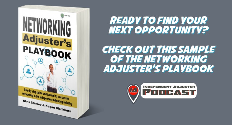 IA 109: Networking Adjuster's Playbook – Introduction