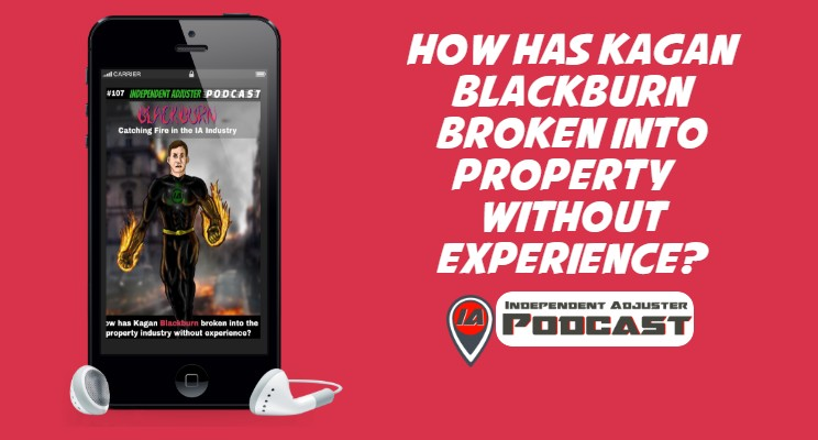 IA 107: Kagan Blackburn and How He Has Caught Fire With Networking