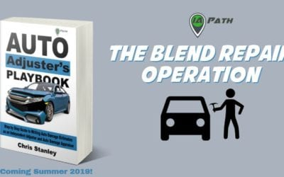 Blend Repair Operation & Guidelines for Auto Damage Appraisers
