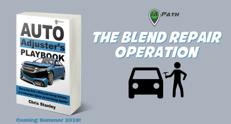 Blend Guidelines for Auto Damage Appraisers