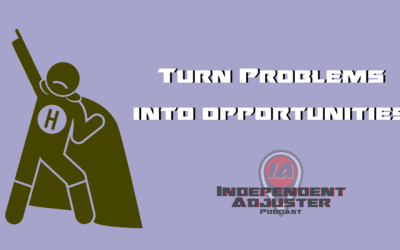 IA 126: Turn Problems into Opportunities