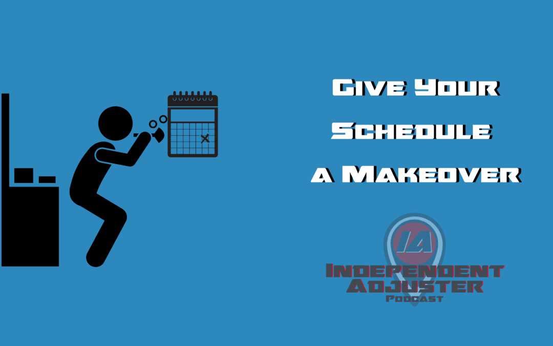 IA 131: It's Time to Give Your Schedule a Makeover