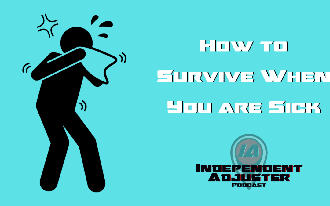 IA 132: How to Survive When You are Sick