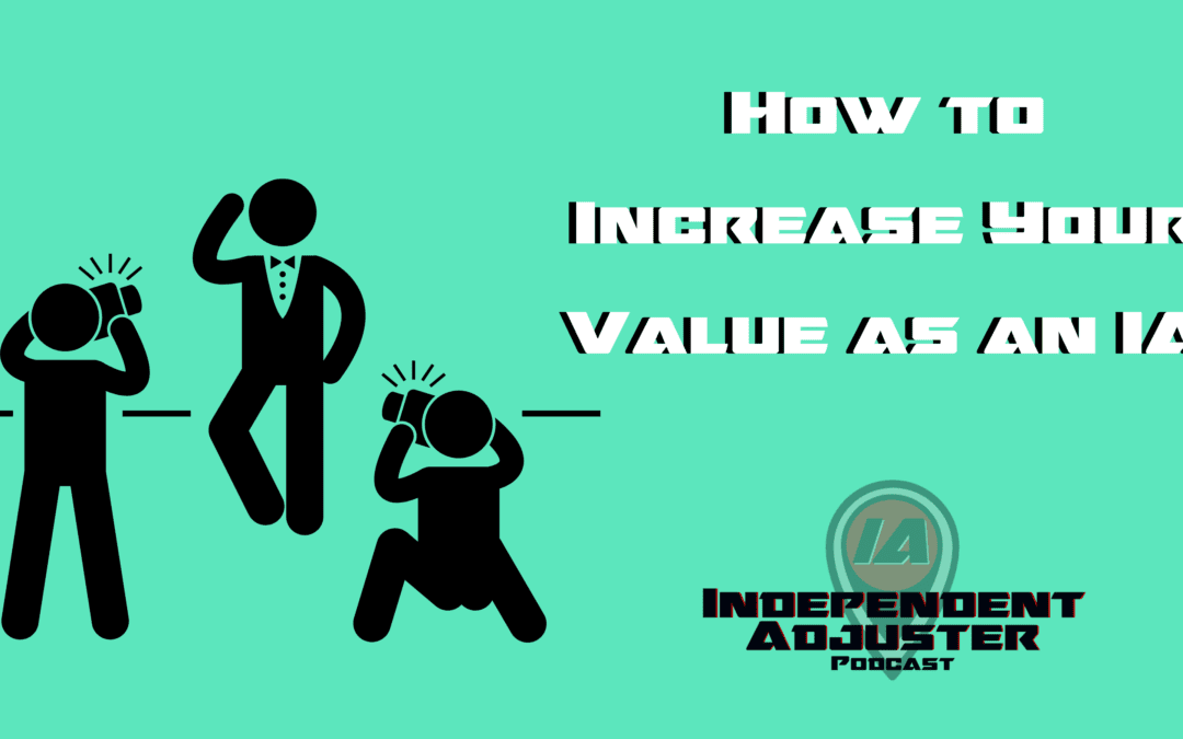 IA 134: How to Increase Your Value as an IA