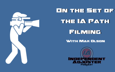 IA 136: On the Set of the IA Path Filming with Max Olson