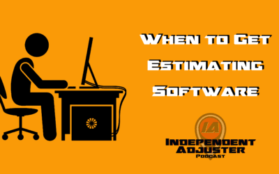 IA 133: When to Get Estimating Software