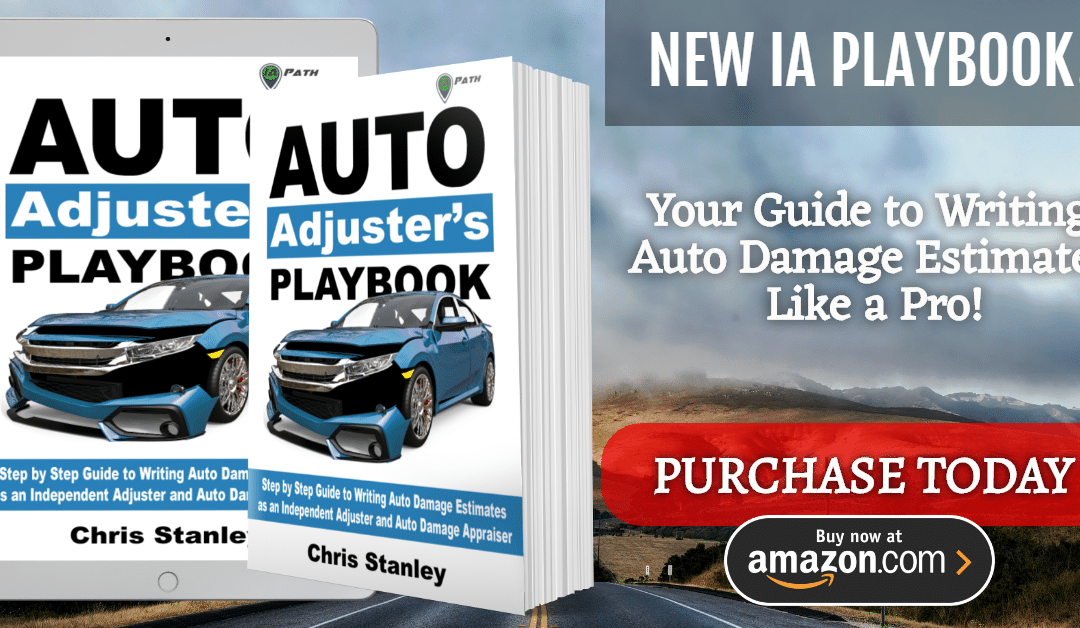 Excerpt from the Auto Adjuster's Playbook