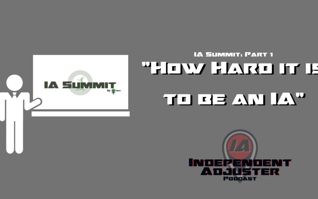 IA 141: IA Summit Part 1 of 4