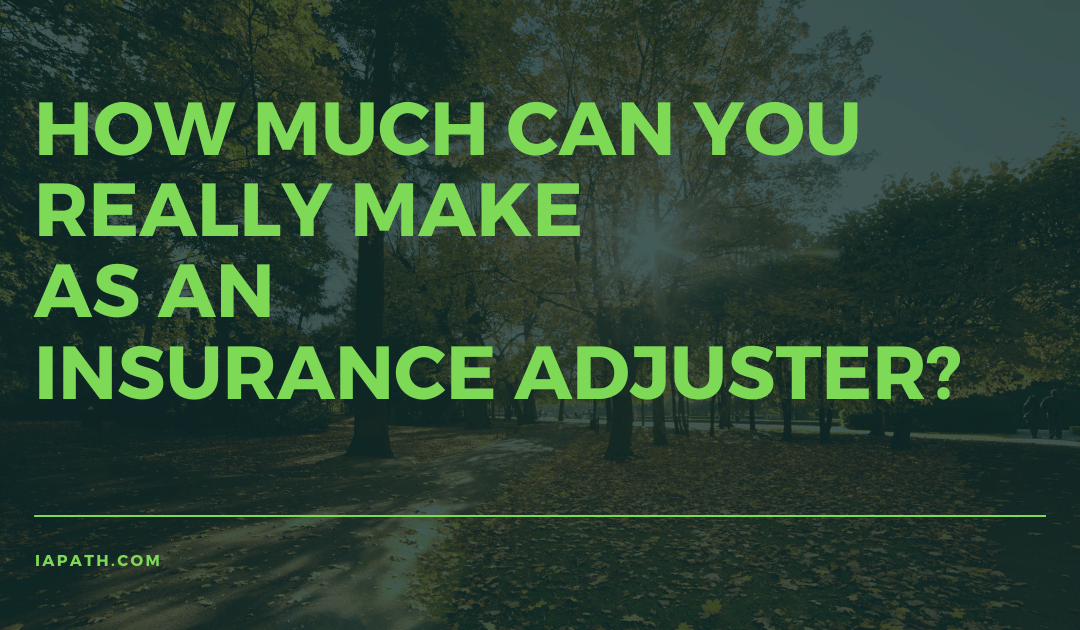 insurance adjuster salary