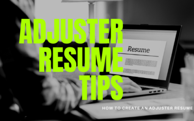 How to Craft an Insurance Adjuster Resume That Gets You Hired