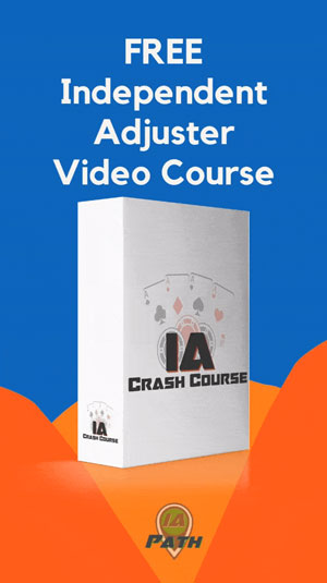 Free Independent Adjuster Video Course