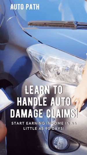 Auto Damage Claims Training